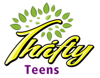 Thrift Club - Thrifty Teens, Secondary School age 12 to 15 years
